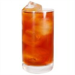 Iced Orange Tea