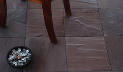 Chocolate Quartzite Flooring Tiles