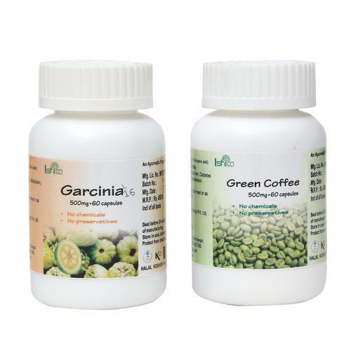 Infinity garcinia and green coffee