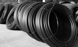 HDPE Antistatic Pipe