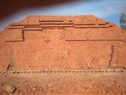Width 9cm Hight 4 Cm Diameter 3cm Red Bricks