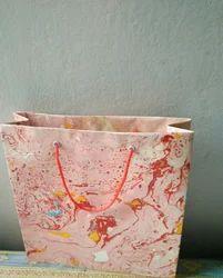 Printed Handemade Paper Bag