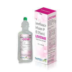 Levofloxacin iv fluid