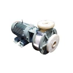 Horizontal Polypropylene Monoblock Pump