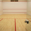 Wooden Indoor Squash Court Flooring, Thickness: 76-85 Mm