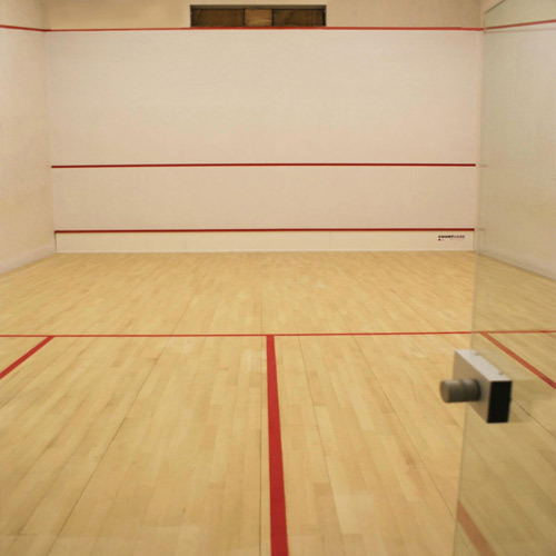 Wooden Indoor Squash Court Flooring
