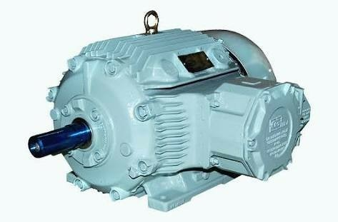 Three Phase Siemens Crompton 7.5hp Flameproof Ie2 2pole Motors, IP Rating: IP44