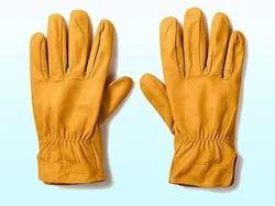 Goat Leather Glove, Finger Type: Full Fingered