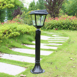 Garden Lamp Light Pole at Rs 70 kilogram Decorative Light Pole