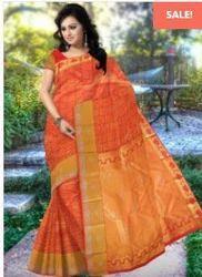 Daya Traditional Silk Saree