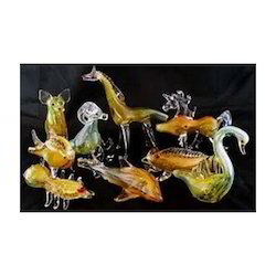 Animal Smoking Glass Pipe