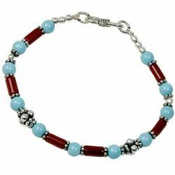 Dazzling Beaded Cute Brass Bracelet 113