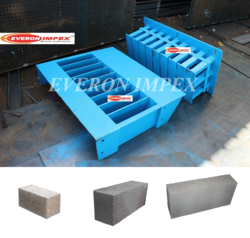 Heavy Duty Concrete Hollow Block Mould