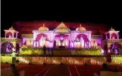 Wedding stage decorator in pune wedding stage decoration junglespirit Choice Image