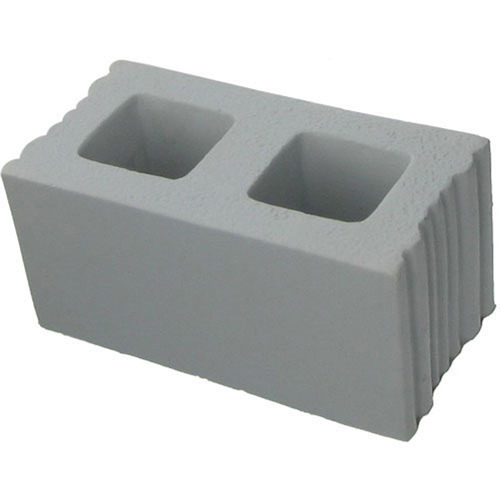 Rectangle ACE Lightweight Concrete Block, Size: 9 In. X 4 In. X 3 In., for Side Walls,Partition Walls