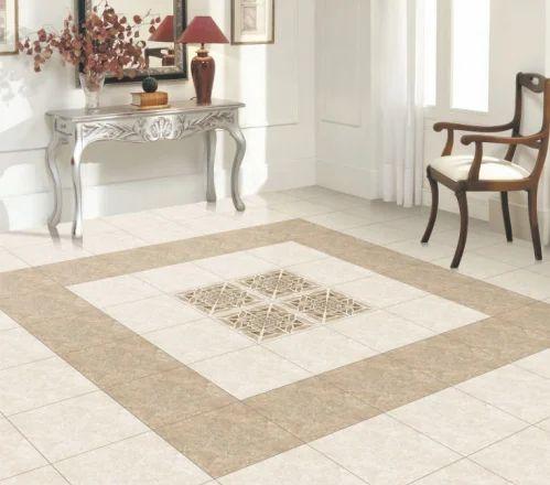 White , Black Floor Tiles, Size (In Cm): 60 * 60, 60 * 120, 80 * 120 ...