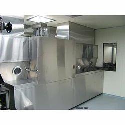 Pharmaceutical Sterilizing Tunnel