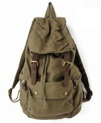 Canvas Backpacks