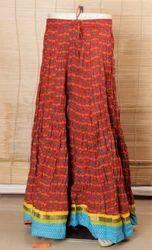 Cotton Long Skirts