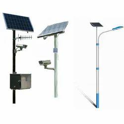 solar street light pole solar light pole suppliers traders
