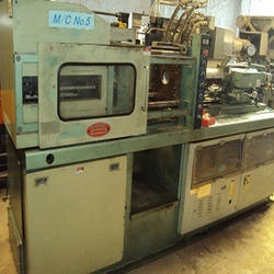 Old Injection Molding Machine