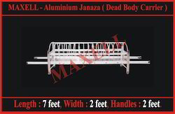 Maxell Aluminium Janaza ( Dead Body Carrier )
