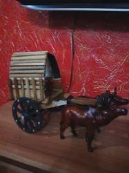 Bell gadi handicraft