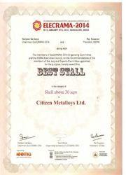 Best Stall Award