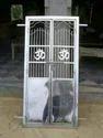 Stainless Steel Temple Door