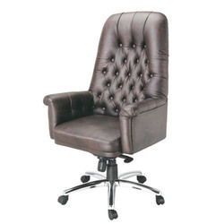 Designer Leather Executive Chair