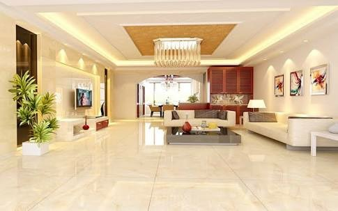 Vitrified Flooring Tile Interior Designing Services