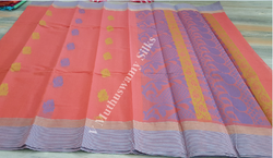 Western Silk Cotton Saree