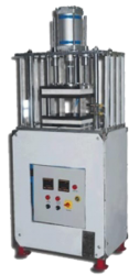 Chapathi Pressing Machine/ Chapathi Semi Cooking Machine