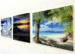 Acrylic UV Printing Services