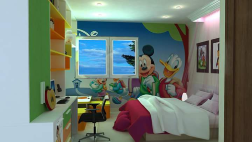 Modular Kids Room Designing Services At Rs 1500 Square Feet Children Bedroom Design Baby Room Designing Kids Room Designing Children Bedroom Designing बच च क कमर क इ ट र यर Kids Room Designing Services