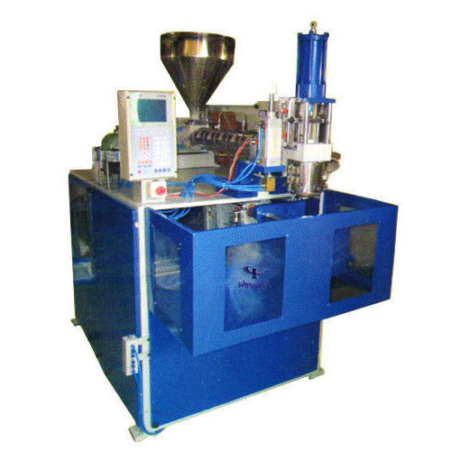 Injection Blow Moulding Automatic Plastic Blowing Machine, Rs 900000  /unit(s) | ID: 4035244591