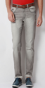 Peter England Grey Jeans
