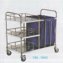 Morning Nursing Trolley