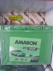 Amaron Go Battery