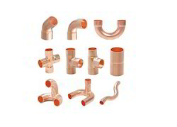 Plumbing Purposes Copper Fittings