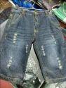 Half Jeans Pant