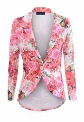 Ladies Printed Jackets
