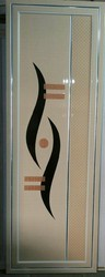 Plastic Doors, Size/Dimension: 81 X 27