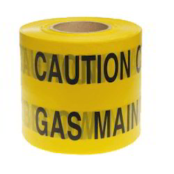 Gas Pipeline Warning Tape