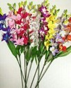 Hyperboles artificial orchid sticks