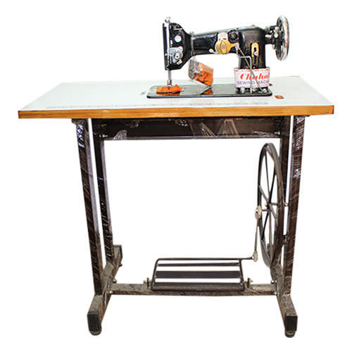 Zig Zag Sewing Machine With Table Stand