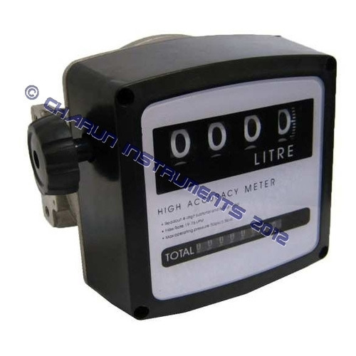 Diesel Flow Meter Cum Liter Counter