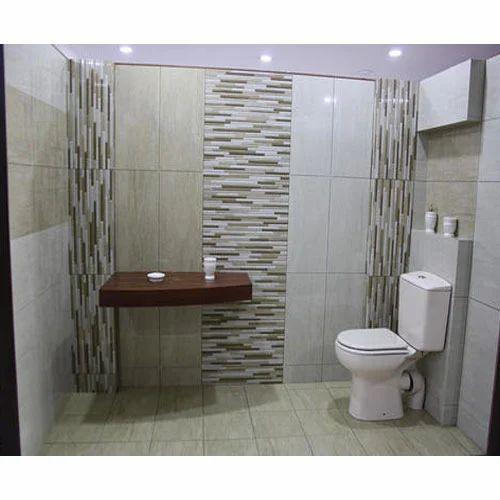Cheap Ceramic Bathroom Tiles: Bathroom Ceramic Tile, चीनी मिट्टी की स्नानघर की टाइल