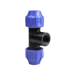HDPE Pipe Fitting Tee