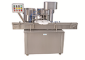 Ear and Eye Drop Filling and Capping Machine